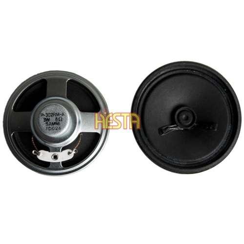 Głośnik do cb radia MIDLAND ALAN 48 multi wewnętrzny, średnica 77mm