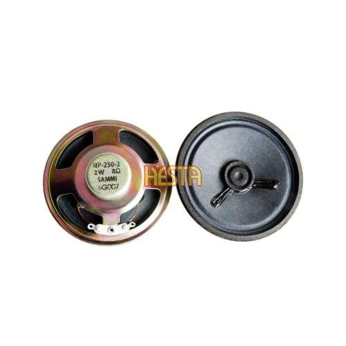 Głośnik do cb radia MIDLAND ALAN 78 wewnętrzny, średnica 66mm