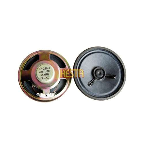 Internal Speaker for CB Radio MIDLAND ALAN 78, diameter 66mm