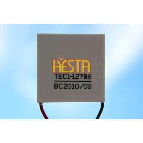 Moduł Ogniwo Peltiera TEC1-12706 TEC - Termomoduł - cooler 12V 6A
