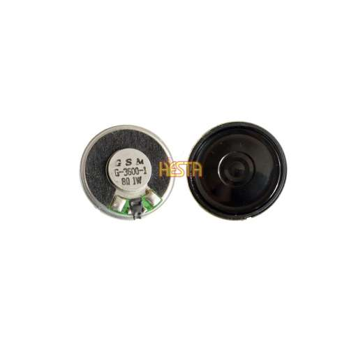 Internal Speaker for CB Radio MIDLAND ALAN 42, diameter 36mm