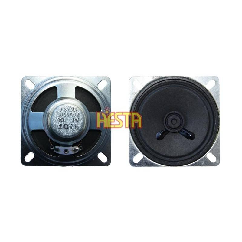 Internal Speaker for CB Radio Square 8x8mm 8W - P.U.H. HESTA