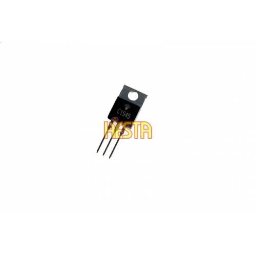 Transistor 2SC1945 - Amplificateur de puissance RF