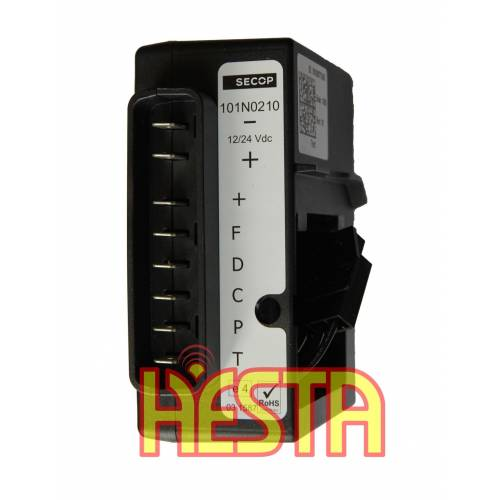 101N0210 Контроллер Secop Danfoss Модуль стартера компрессора BD35, BD50