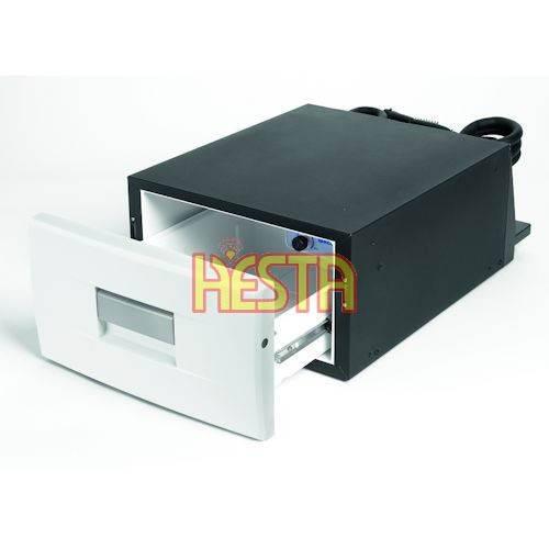 Lodówka jachtowa WAECO CoolMatic CD-30 camper szufladowa biała