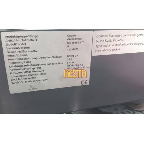 Naprawa klimatyzator dachowy WAECO CoolAir CA 850S