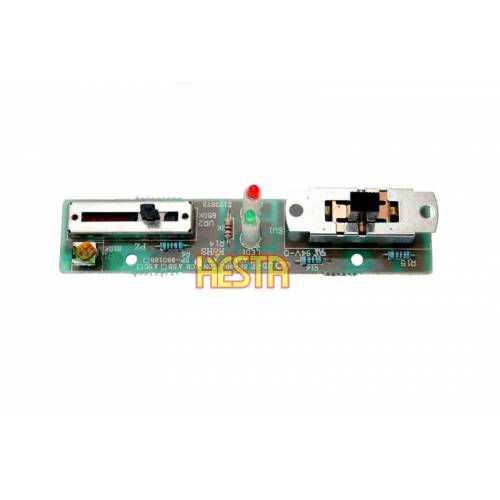 Temperature control PCB for Waeco CCF/CDF 35/45 Slide adjustment type