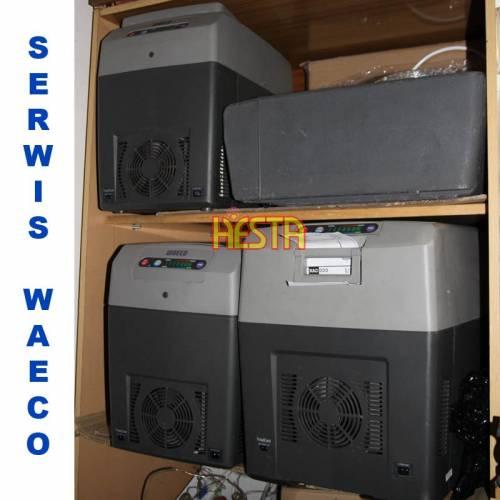 Naprawa lodówek termoelektrycznych Waeco TropiCool, BoardBar