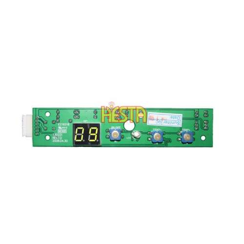 Electronic panel, board for setting temperature control for fridge Volvo P2652