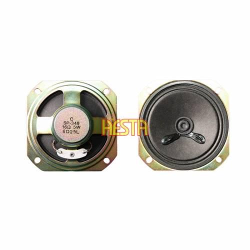 Internal Speaker for CB Radio Uniden 510, 520 President Wilson 77x77mm
