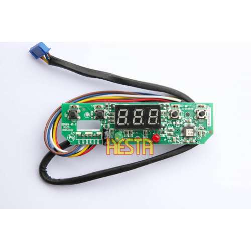 Electronic panel, display board, temperature control for fridge INDEL B TB31A, TB41A, TB51A
