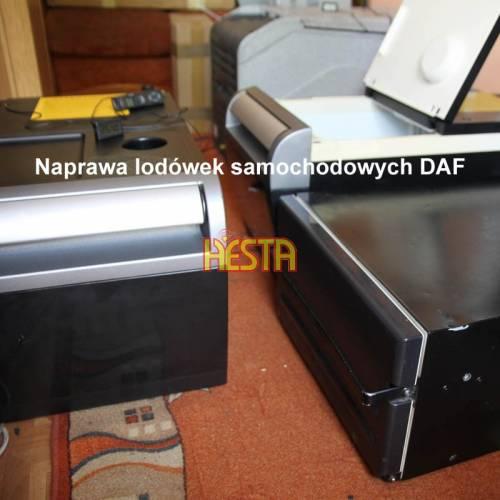 Naprawa - serwis lodówek samochodowych Daf XF 95, 105, CF 75, 85