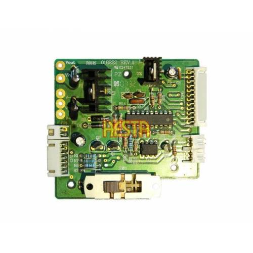 Control board for the Waeco CF25 LED refrigerator, Main PCB