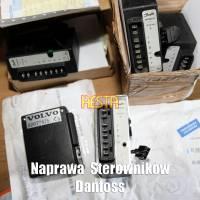 Naprawa sterowników Danfoss - wysyłkowo