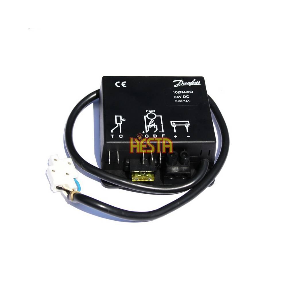 Repair, Service Danfoss Compressor fridge Speed Controller
