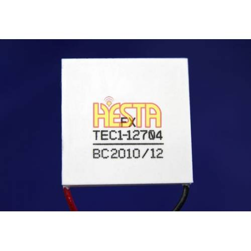 Cooler Peltier Module TEC1-12704 – Thermoelectric, Thermomodule 12V 4A