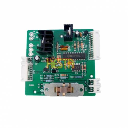 Control board for the Waeco CF35, CF40, CF50, CF60 LED refrigerator, Main PCB
