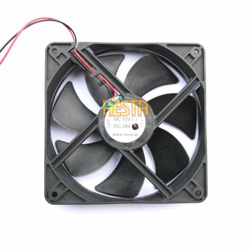 120x120mm 24V fan for portable refrigerator