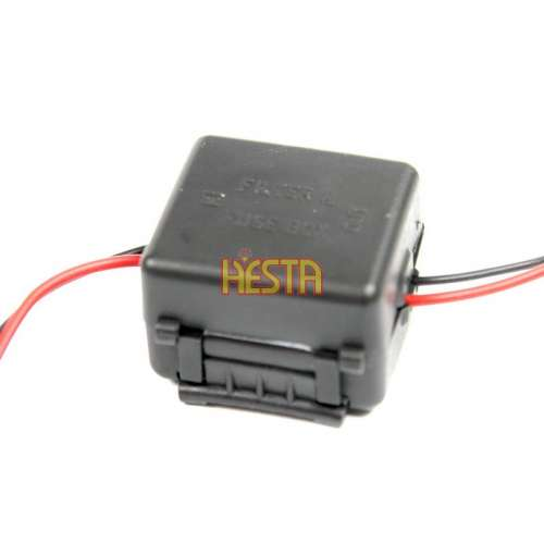 3A Noise Filter for CB Radio Power Cords, interference suppression