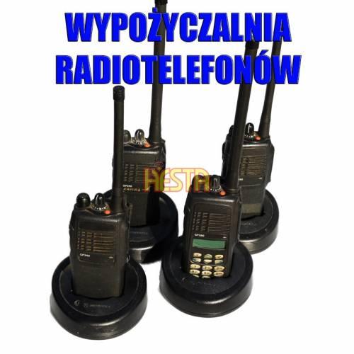 Renting radios, transceivers rental Radom