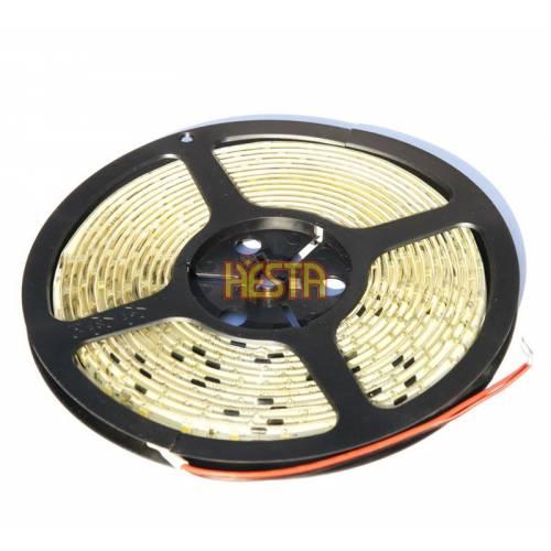 Taśma 300 LED 3528 - Niebieska - Wodoodporna - 1m