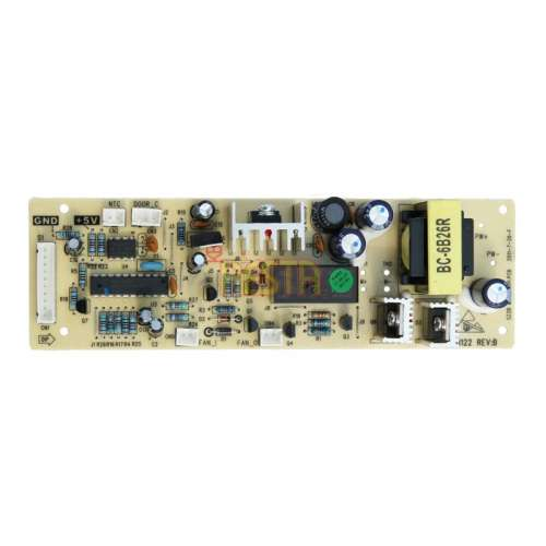 Control board for the Waeco TropiCool TC14/21/35 FL coolers, Main PCB