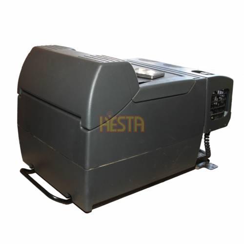 Naprawa - serwis lodówki samochodowej MAN TGX Kuhlbox 81.63910.6015