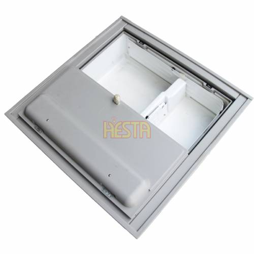 Parownik, płyta chłodząca, wężownica do lodówki Volvo BB FH 12, 20379150, 20536799