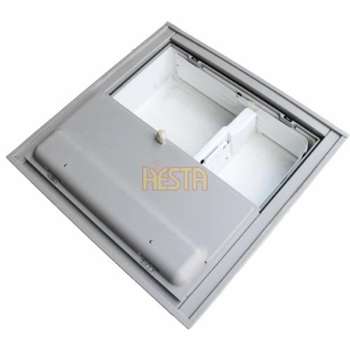 Verdampfer, Kühlplatte für Kühlschrank Volvo BB FH 12, 20379150, 20536799