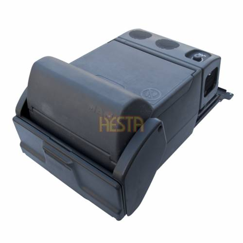 Repair - service of the MAN TGA Kuhlbox 81.61335-6055 refrigerator