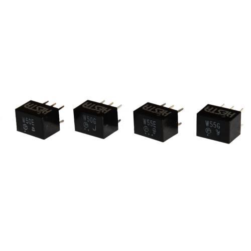 Zestaw filtrów muRata p.cz. do Kenwood TM V71