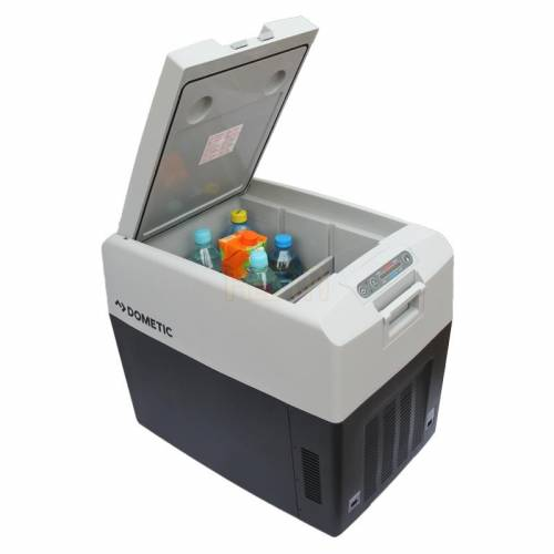 Portable mobile cooler DOMETIC TropiCool TCX35 refrigerator 33L 12/24/230V