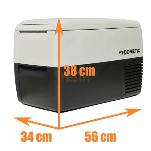 DOMETIC CoolFreeze CDF 36 Portable Compressor Fridge 12/24 V DC