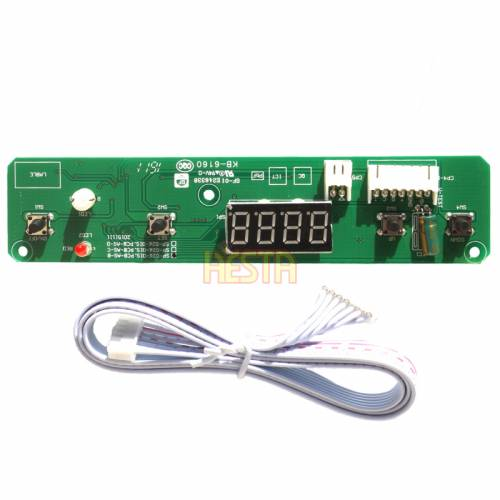 Top digital control panel for fridge Waeco CF35, CF40 Ver. B
