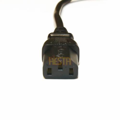 Przewód sieciowy, kabel zasilający do lodówki samochodowej Dometic / Waeco 230v CCF CF CFX