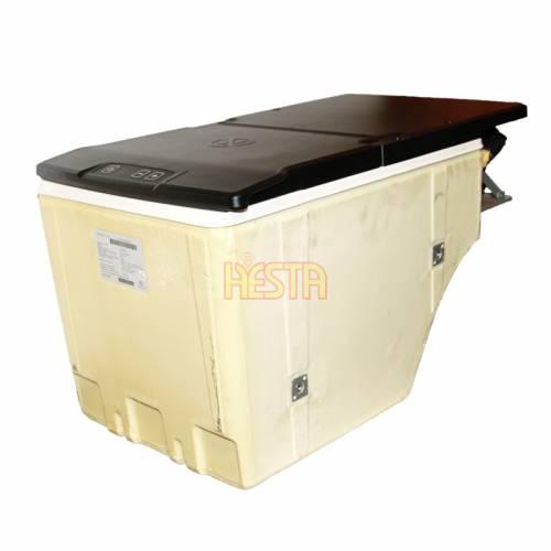 Naprawa - serwis lodówki samochodowej MAN TGX Facelift Breit 81.63910.6109