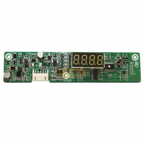 Elektronische Schalttafel zur Einstellung der Temperaturregelung für den Kühlschrank Man 81.63910.6109