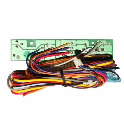 Płytka sterująca z włącznikiem + suwak termostatu do lodówki Waeco CDF25