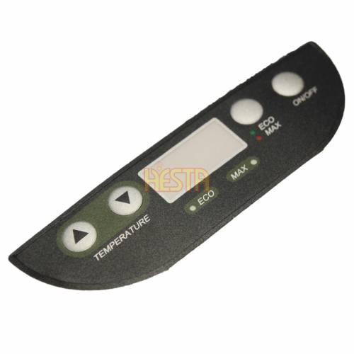 Наклейка на цифровой панели для INDEL B TB31A, TB41A, TB51A