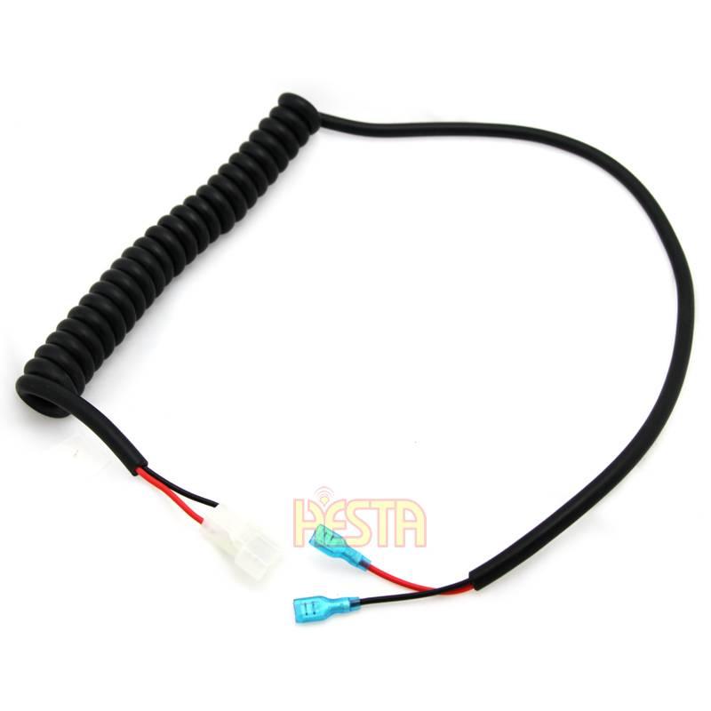 Kabel zasilający do lodówki DAF XF 105, 106 EURO 6