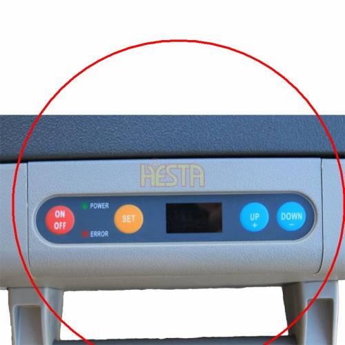 Cover control PCB DIGITAL plate for refrigerator Waeco CF 50, CF 60