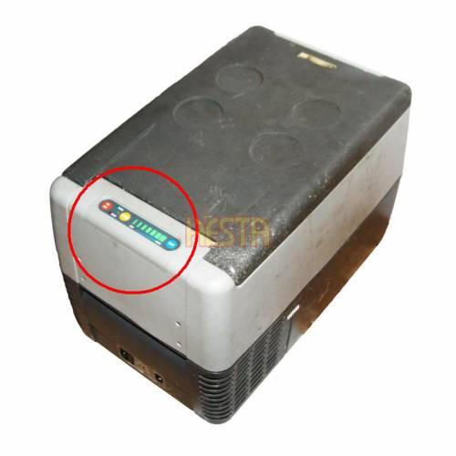 Cover control PCB 7LED plate for refrigerator Waeco CF 50, CF 60