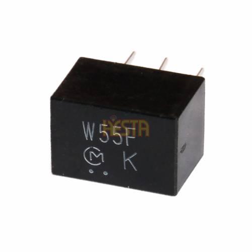 Ceramic filter 455F muRata 455kHz, type: CFWLB455KFFA