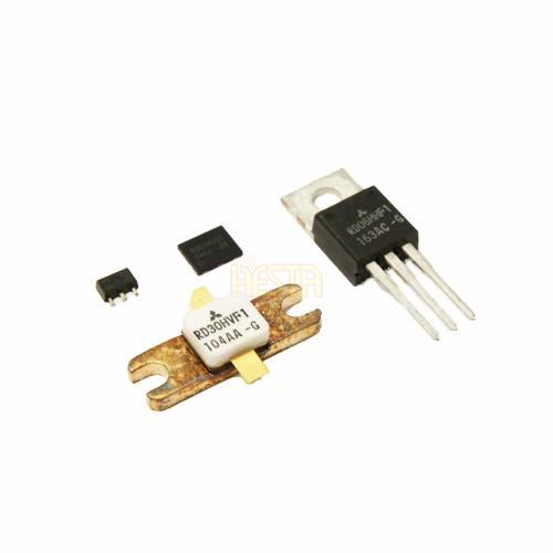 Mitsubishi MOSFET Transistor RD series - RF Power Amplifier