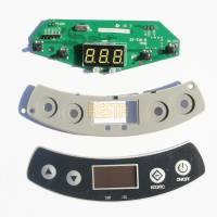 Electronic panel, display board, temperature control for fridge INDEL B TB15, TB18