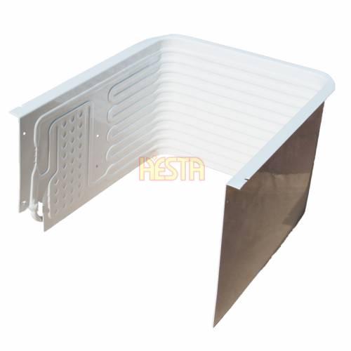 Evaporator refrigerator, Indel B TB 2001 fridge cooling plate