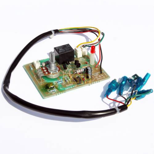 Temperature control PCB with potentiometer for Man TGA fridge