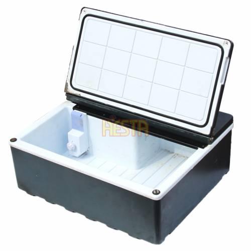 Réparation - service de la boîte frigo Mercedes Actros MP2 MP3 INDEL-B TB25AM