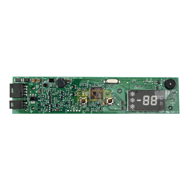 Electronic panel, board for setting temperature control for fridge Scania S