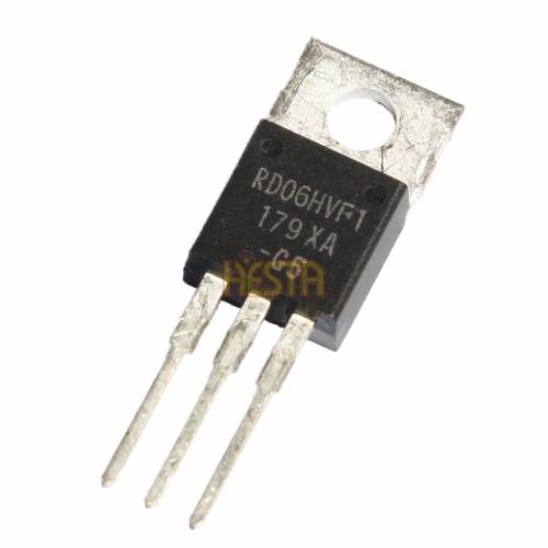 RD06HVF1 Mitsubishi Transistor - RF Power Amplifier